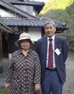 北山先生と松岡先生